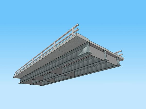 Tablero de concreto